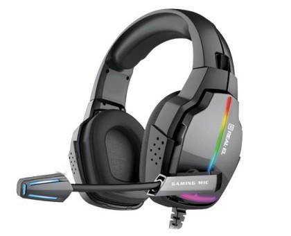 Наушники REAL-EL GDX-7680 игровые с микрофоном 4pin + PC
