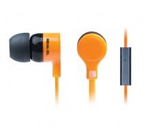 Наушники REAL-EL Z-1800 Mobile с микрофоном 4pin
