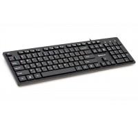 Клавиатура REAL-EL Comfort 7080 USB черная