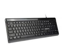 Клавиатура REAL-EL Comfort 7085 USB черная