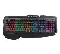 Клавиатура REAL-EL Gaming 8900 RGB Macro игровая с подсветкой