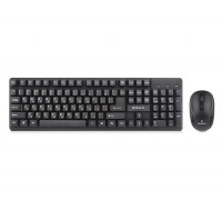 Клавиатура + мышка REAL-EL Standard 550 Kit Wireless беспроводные