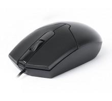 Мышка REAL-EL RM-208 USB черная