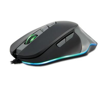 Мышка REAL-EL RM-780 Gaming RGB игровая с подсветкой
