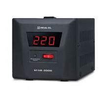 Стабилизатор напряжения REAL-EL STAB-2000