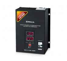 Стабилизатор напряжения REAL-EL WM-5/130-320V настенный
