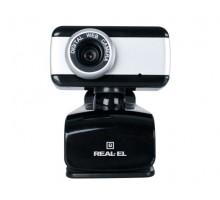 Веб-камера REAL-EL FC-130 с микрофоном