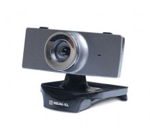 Веб-камера REAL-EL FC-140 з мікрофоном